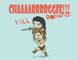 CHARGE! NAGRON by furi1