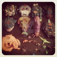 My Toy Collection 1 : Mighty Max by Dakenfromvault101