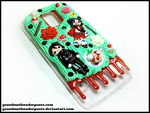 Seb + Kou S5 Case by GrandmaThunderpants