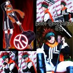D.Gray-Man LAVI by Qwaseer