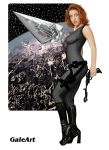 Mara Jade Skywalker by Galeart