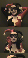 Many Faces Of Harley by HARLEYMK