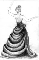 My future wedding dress. by Taede