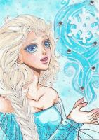 ACEO # 20 - Let it go by Dar-chan