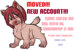 MOVED ACCOUNTS by CrazyPurplePuppy