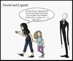 The Slender Man Mythos Part 8.6: Sword and Legend by Expression