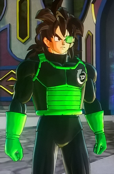 My Dragon Ball Xenoverse 2 OC 1 by tristananimation