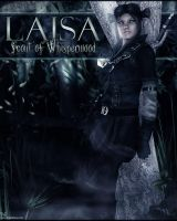 Laisa- Scout of Whisperwood by DesignsByEve