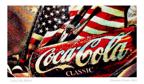 Coca-Cola Advertisement 2004 by Sweetbellaroe