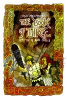The Book of Three- Cover Color by Eastforth