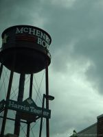 McHenry Water Tower by SnapShot120