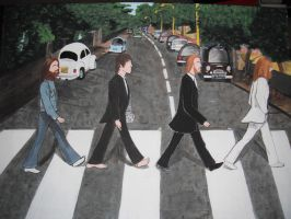 Abbey Road by PhoenixBeauty