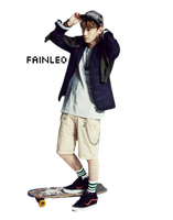 Chen PNG Render by fainleo