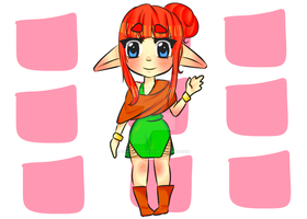 RolePlay Elf by TacWithAPencil