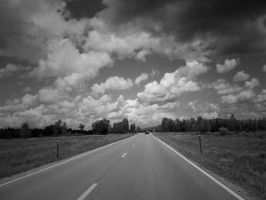 On the Road by AxonImagery