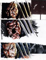 Weapon X old study by felipemassafera