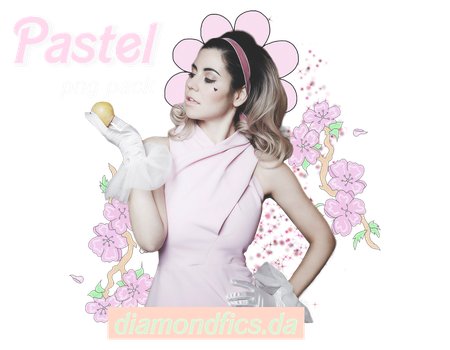 pastel | pack png | by diamondfics