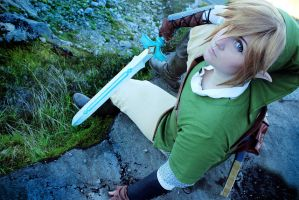 Legend of Zelda: Looking Skyward by ShinraiFaith