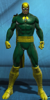 Iron Fist (DC Universe Online) by Macgyver75