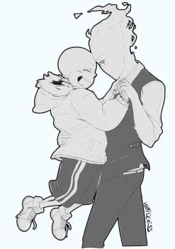 Sansby 02 by v0idless