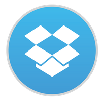 Dropbox V1 Icon for Mac OS X by hamzasaleem