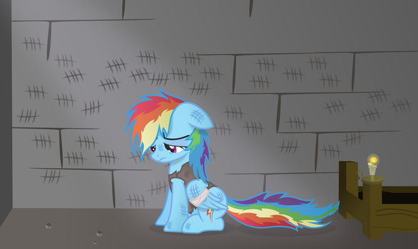 Every day a little death by Vector-Brony