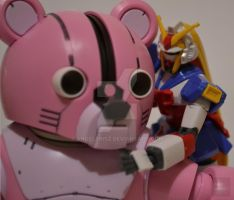 Mr. Pink Bearguy is mine! by angelprisz