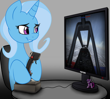 The great and powerful trixie Virtual Pilot by Filincool