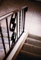staircase by RagedyOldBitch