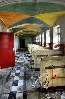 Urbex : Painted Colors by exkub