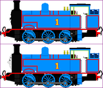 MHR Thomas by TheblueV3
