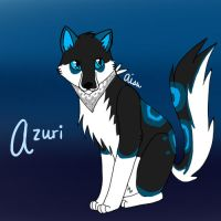 Azuri by SplashPaint