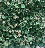 Faceted Green Quartz by Undistilled