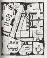An Apartment- Plan 4 by JRHarrison