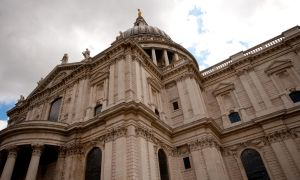St. Pauls Cathedral by K-a-n-e