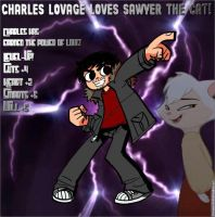Charles LEVEL UP by PlaystationNerd