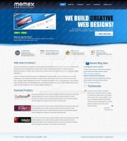 MEMEX BUSINESS HTML by femkhan