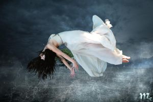 Levitating by MJClArt