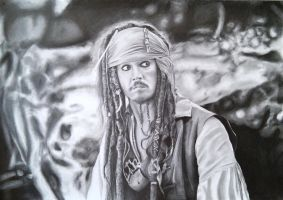 Jack Sparrow by Zendilajn