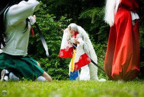 we will win - Inuyasha by oOoNaruto-chanoOo