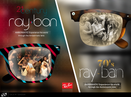 Ray-Ban by SALAM-SOL