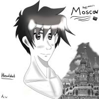 Contest prize: Moscow OC by Humblehistorian