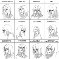 Expression Meme - Nail by Silppuri