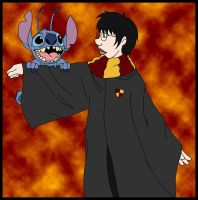 P-Potter and Owk-Stitch V.1 by patchworkangel