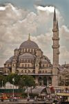 New Mosque in Eminonu, Istambul by mysterious-one