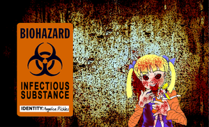 Infected Angelica Pickles by MrAngryDog