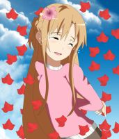 .: SAO : I'm so happy :. by Sincity2100