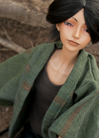 Golden Afternoon ~ Kyoaku ~ I by WyldAngel-dolls