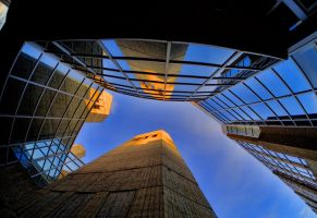 Towers by AgilePhotography