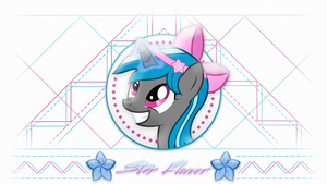 [Senpai Series] KibbieTheGreat ~ Star Flower Power by 2bitmarksman